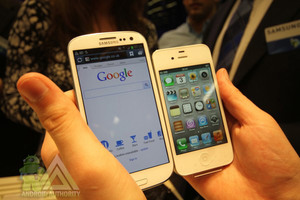 Продаж: Samsung Galaxy S3, Apple iPhone 4s 64gb